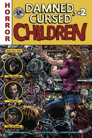 DAMNED CURSED CHILDREN #2 (OF 5)
