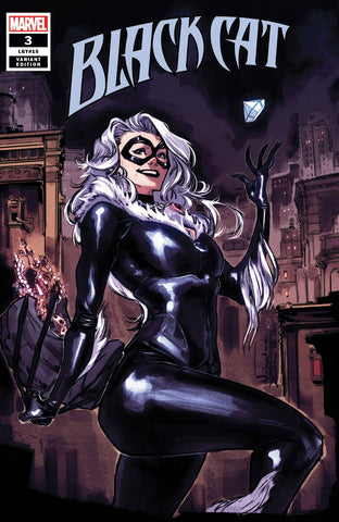 BLACK CAT #3 ZITRO VAR KIB 1:25