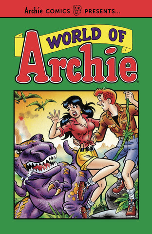 WORLD OF ARCHIE TP VOL 02