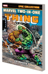 MARVEL TWO IN ONE EPIC COLLECTION TP CRY MONSTER NEW PTG