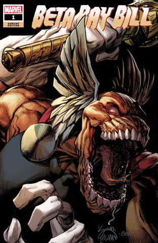 BETA RAY BILL #1 (OF 5) STEGMAN VAR KIB