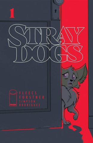 STRAY DOGS #1 CVR D FLEECS & FORSTNER ACETATE VAR