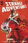 STRANGE ADVENTURES #1 (OF 12) 2ND PTG CVR B MITCH GERADS