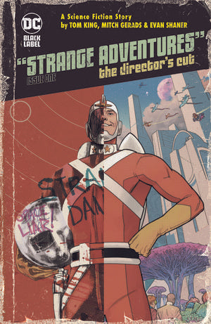 STRANGE ADVENTURES DIRECTORS CUT #1 (ONE SHOT)