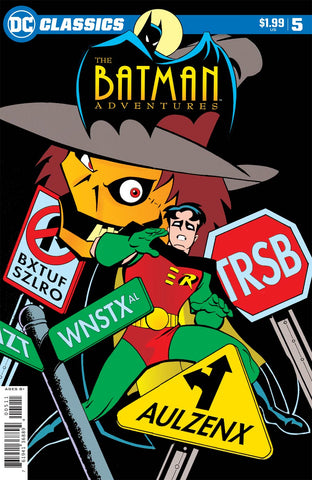 DC CLASSICS THE BATMAN ADVENTURES #5