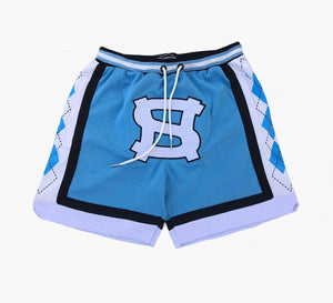 Cut & Sew Sneakerhead Shorts (NC)