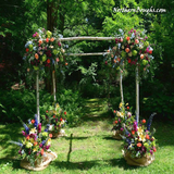 White Birch Chuppah Set - Northern Boughs  - 2