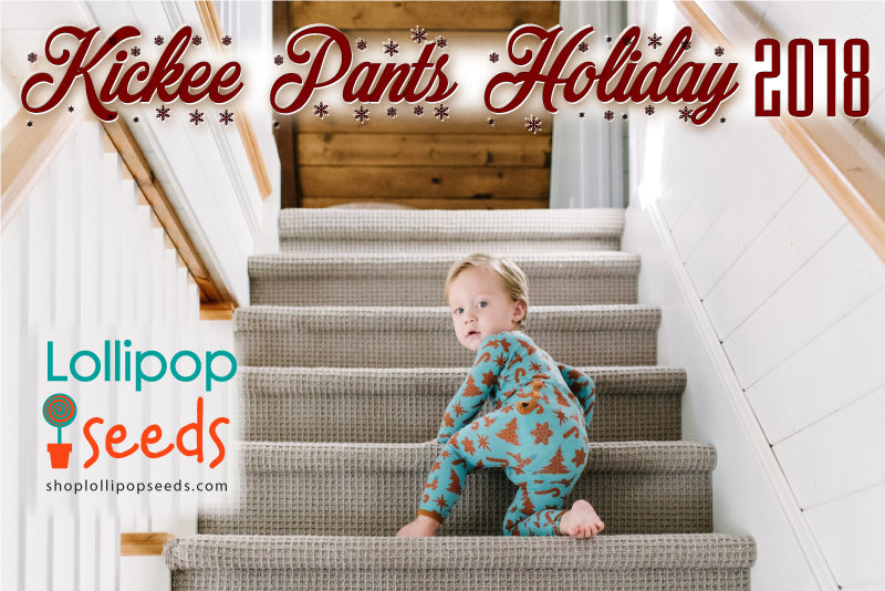 Kickee Pants 2018 Holiday Collection!