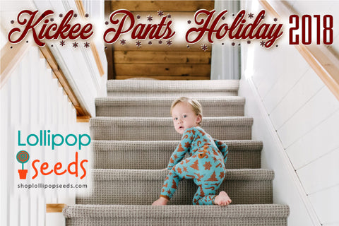 Kickee Pants Holiday Collection