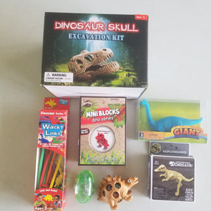 Brain Break Box - Dinosaur