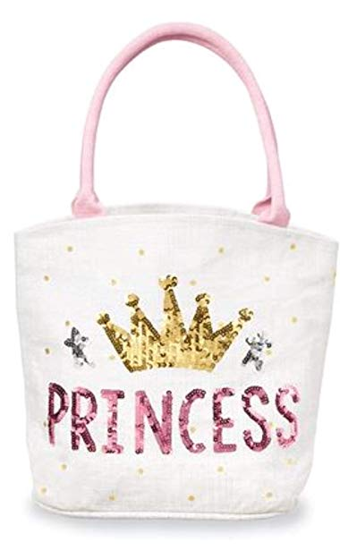 Mud Pie Boutique Pretty Princess Dazzle Tote
