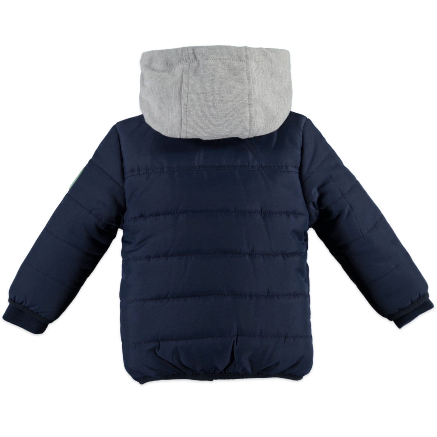 Babyface Boys Winter Jacket - Deep Blue