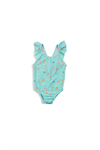 Egg By Susan Lazar  - Emma  One Piece Swimsuit - Aqua