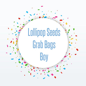 Lollipop Seeds Grab Bags - Summer Boys
