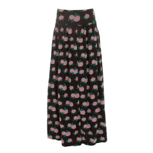 Kickee Pants - Fall 2 2018 - Long Skirt –English Rose Garden