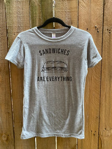 Men's Sandwiches are Everything tee