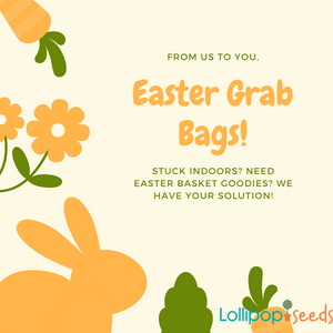 Easter Grab Bags - Egg By Susan Lazar Outfit