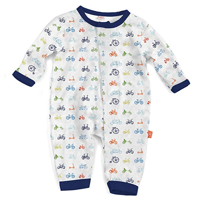 Magnificent Baby Magnetic Modal Coverall