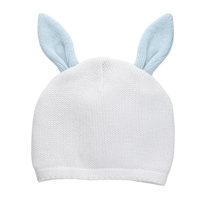 Mud Pie Bunny Knit Hat