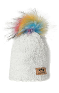 Appaman - Boucle Hat - Winter White