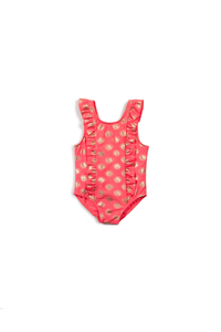 Egg By Susan Lazar - Diana One Piece Swimsuit - Coral