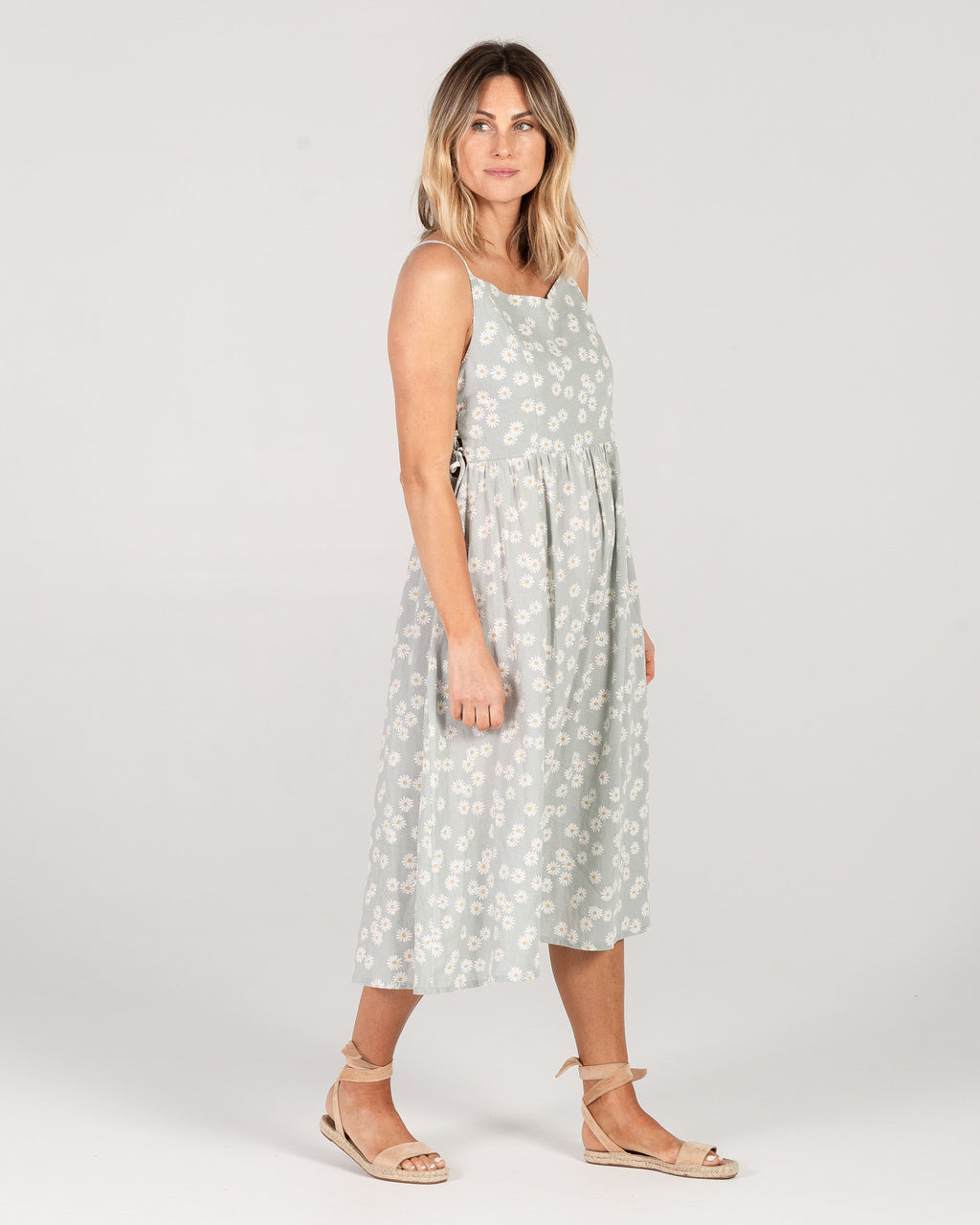 Rylee + Cru - Hometown Collection - Daisy Lacy Dress
