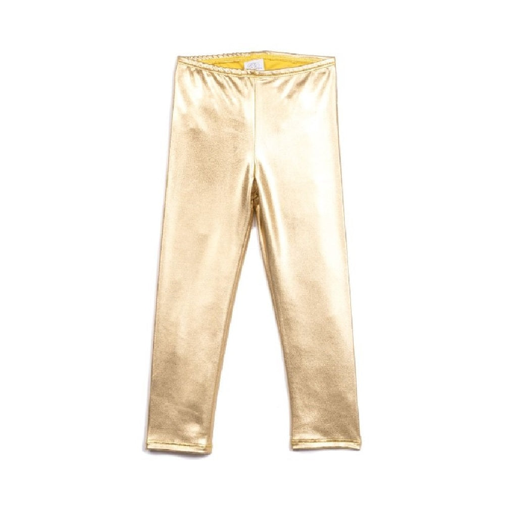 Egg by Susan Lazar - Tiffany Legging - Gold