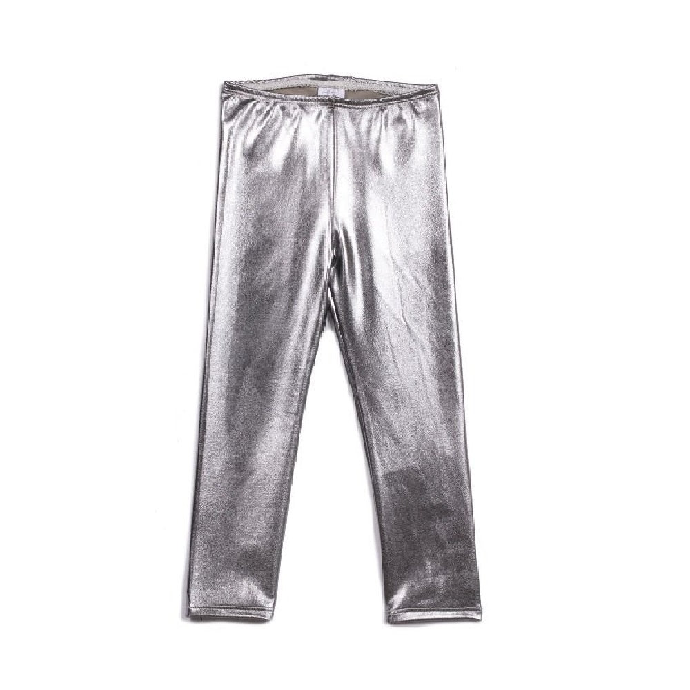 Egg by Susan Lazar - Tiffany Legging - Silver