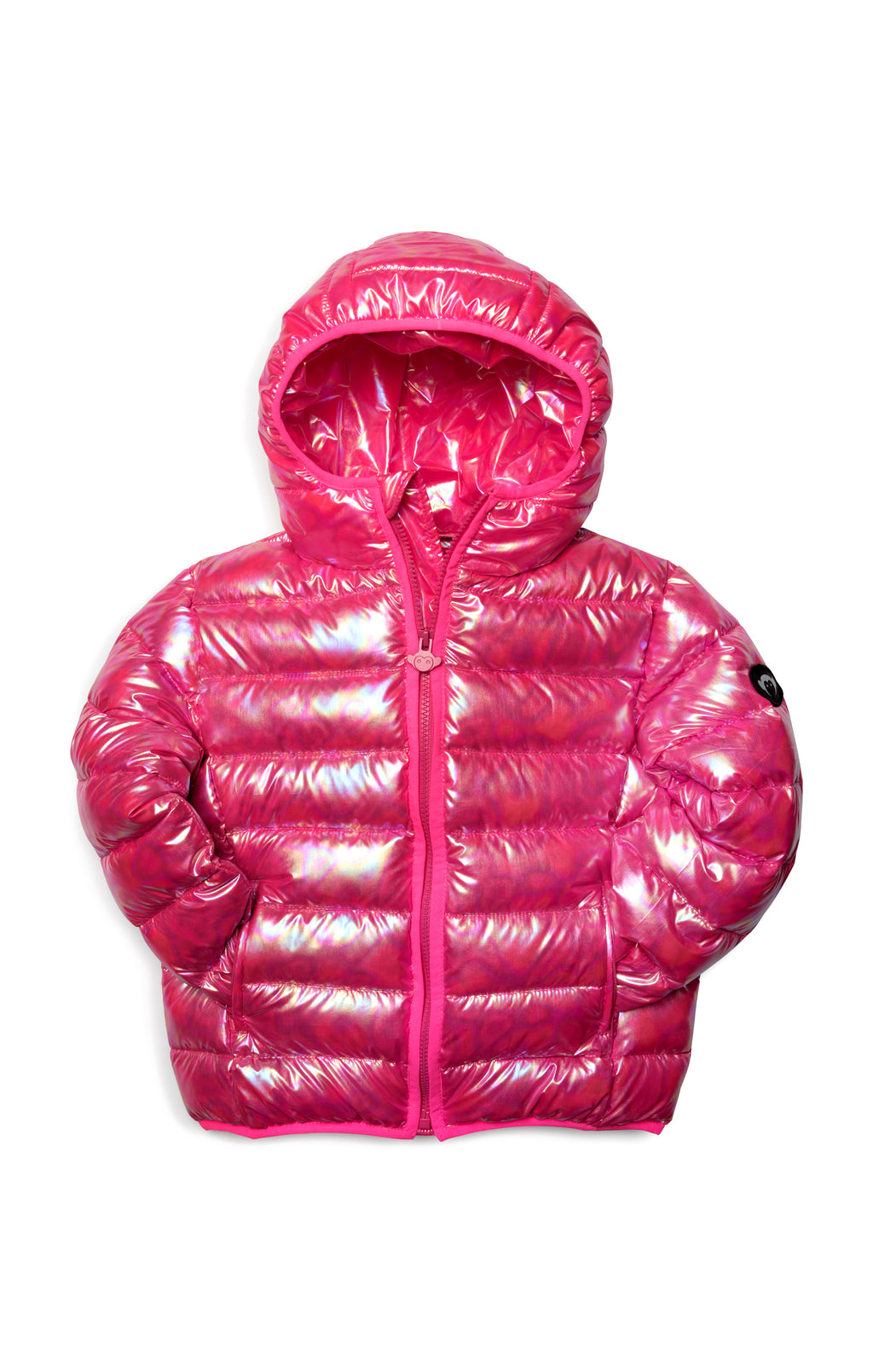 Appaman Featherweight Down Puffer - Hot Pink