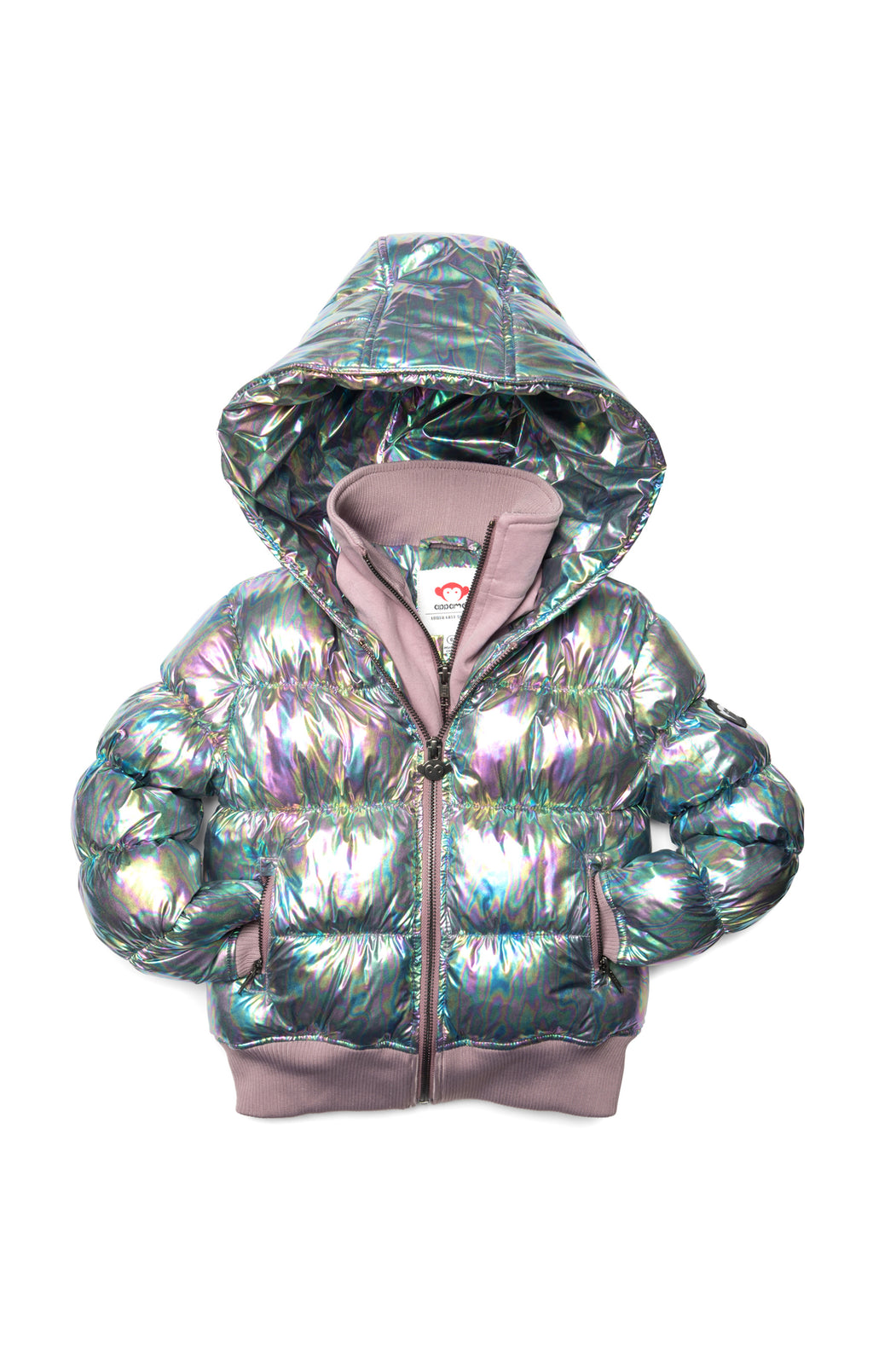 Appaman Flurry Coat - Glacial