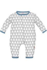 Magnificent Baby - Geo Fox Coverall