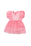 Egg By Susan Lazar  - Bridget Dress - Hot Pink