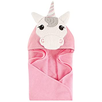 Hooded Unicorn Towel