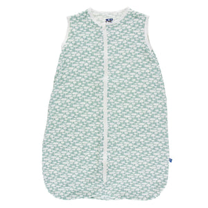 Kickee Pants - Fall 3 2018 - Lightweight Sleeping Bag –  Jade Mushrooms