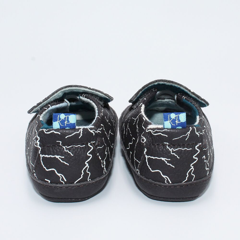 Kickee Pants - Geology & Meteorology Collection - Shoes - Lightning