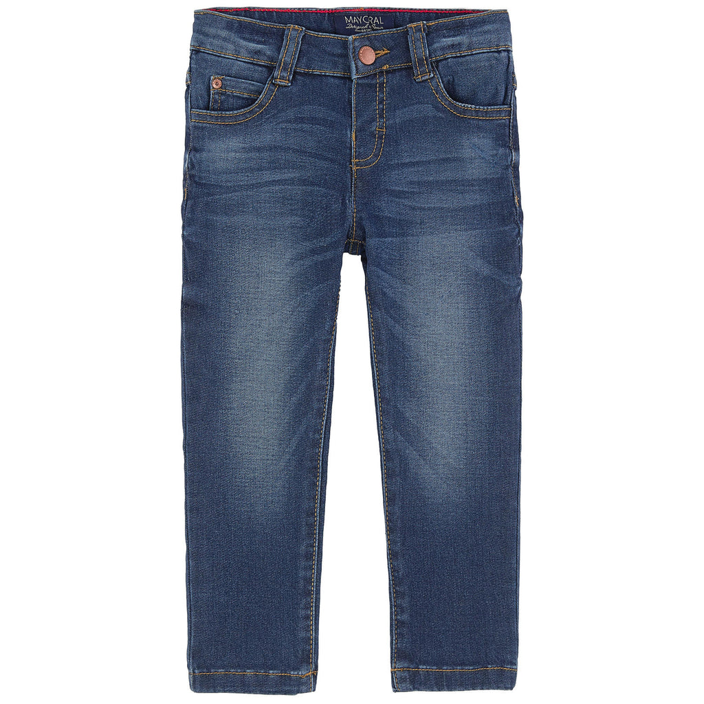 Mayoral - Boy Slim Fit Jeans