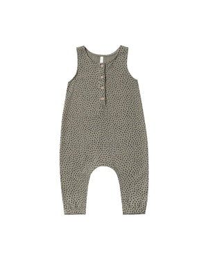 Rylee + Cru - Hometown Collection - Micro Dot Jumpsuit
