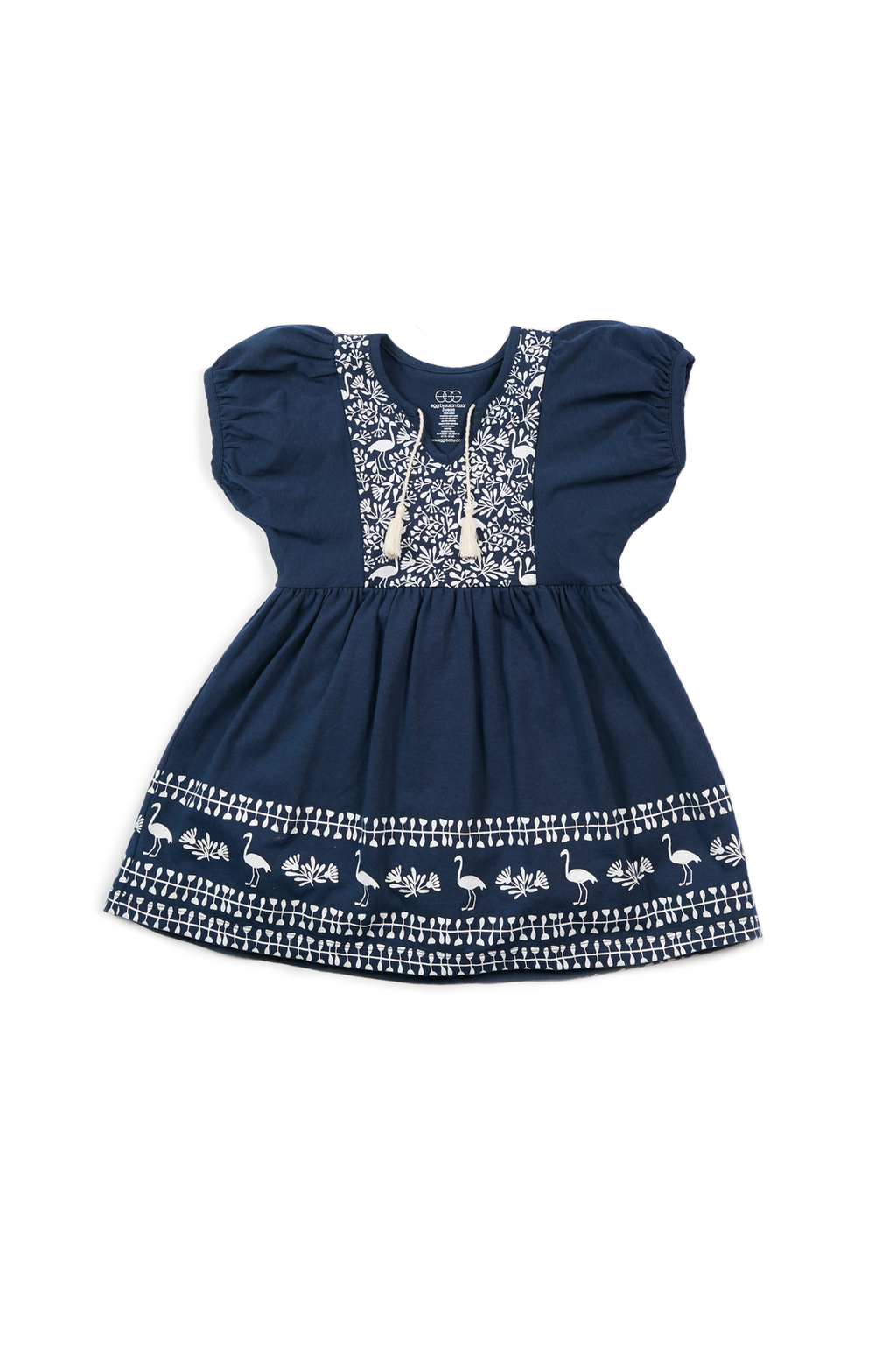 Egg By Susan Lazar  - Bridget Dress - Navy