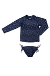 Egg By Susan Lazar - Kaitlyn Two Piece Swimsuit - Navy