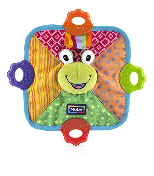 Nuby Teething Blanky