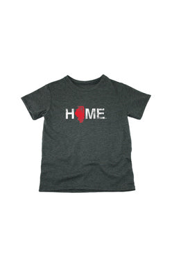Illinois Home Tee - Red/White