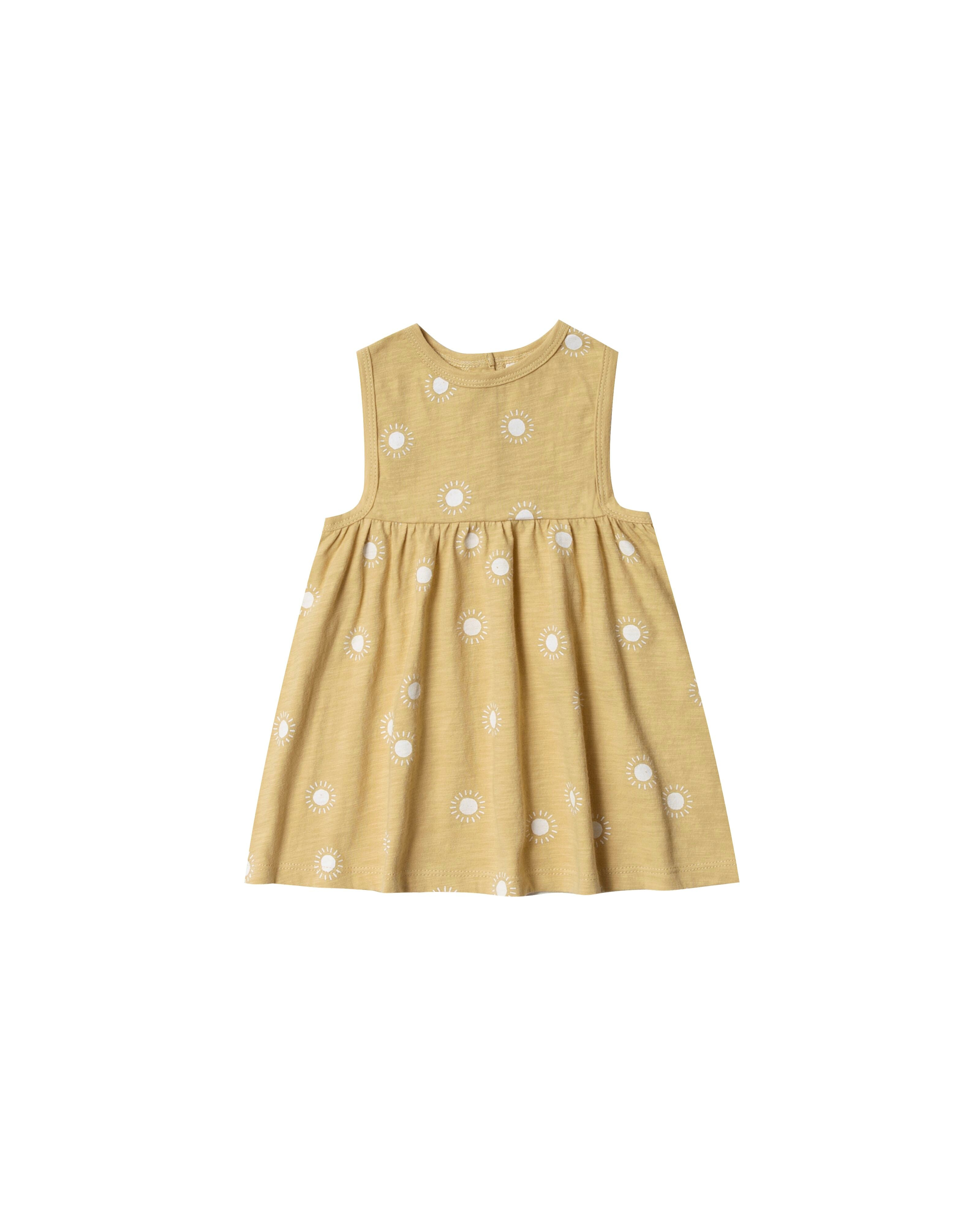 Rylee + Cru - Hometown Collection - Sunburst Layla Dress