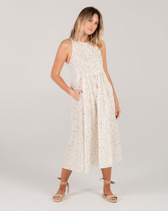 Rylee + Cru - Hometown Collection - Terrazzo Zoe Dress