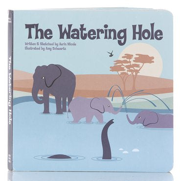 Kickee Pants - Book - The Watering Hole