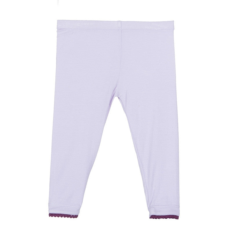 Kickee Pants - Spring 2  2016 - Thistle Legging with Contrast Trim