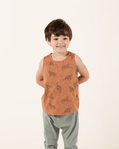 Rylee + Cru - Hometown Collection - Tiger Tank - FINAL SALE