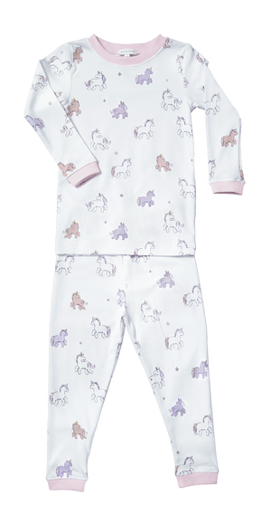 Noomie - Pajama Set - Unicorn