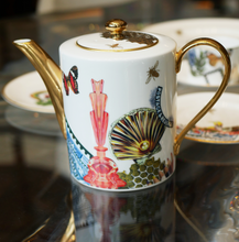 Load image into Gallery viewer, Spinocchia Freund X Mary Katrantzou Limited Edition Teapot