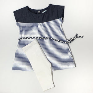 Beautiful outfit for girl 6M (Pre-loved)
