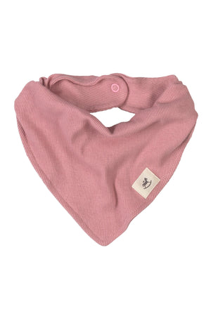 Natural Bib - Rose